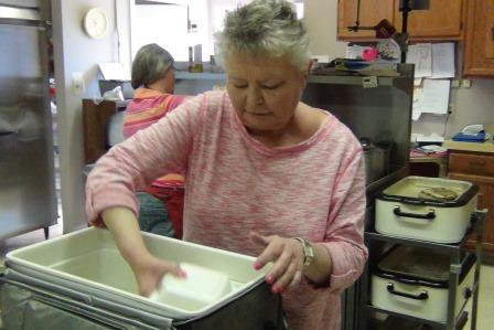 Preparing Meals on Wheels - Copy